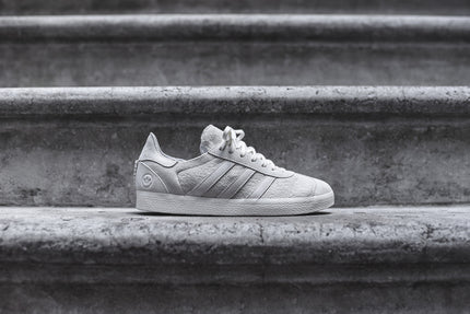 adidas Consortium x Wings + Horns Gazelle 85 PK - Off White