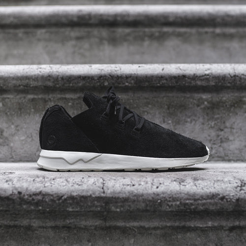 adidas Consortium x Wings + Horns ZX Flux ADV - Black / White