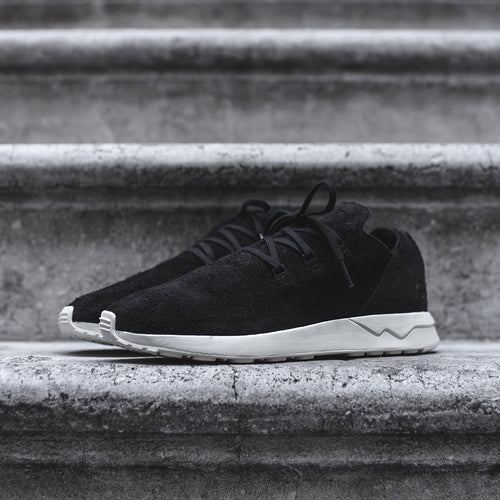 low priced e721c df073 adidas Consortium x Wings + Horns ZX Flux ADV - Black   White ...