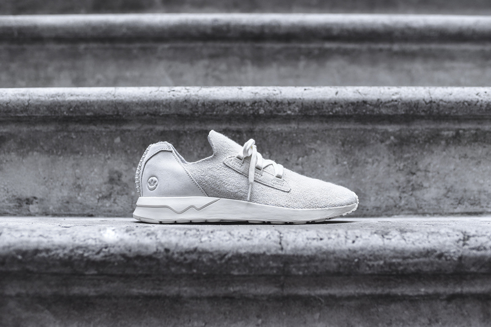 adidas Consortium x Wings + Horns ZX Flux ADV PK - Off White