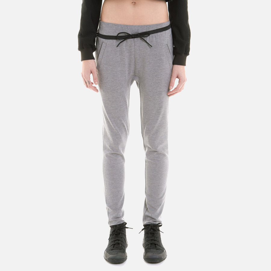 Kith Brie Sweatpant - Heather Grey
