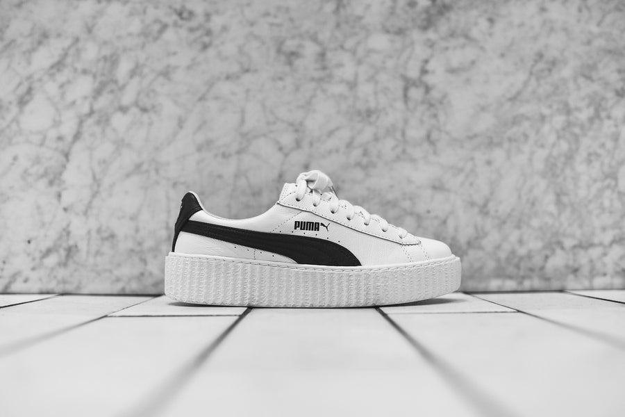 Puma x Fenty Men's Creeper - White / Black