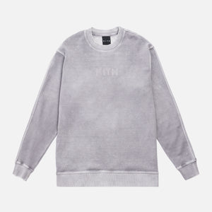 Kith Women Cris Crewneck - Pavement