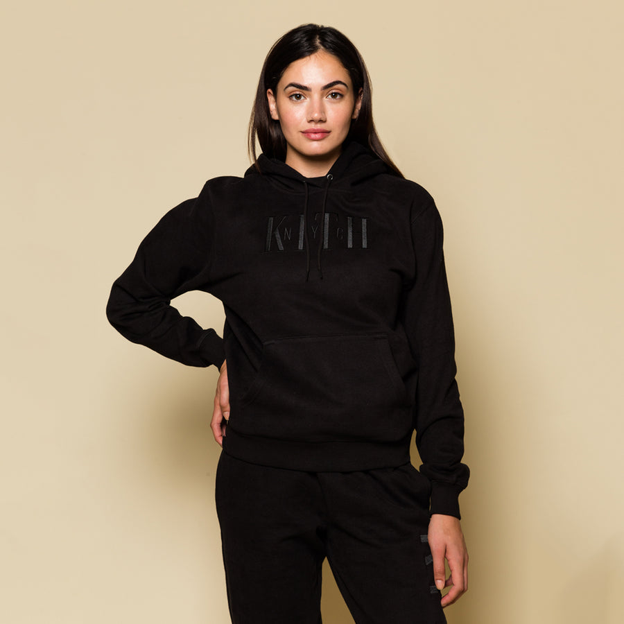 Kith Great Jones Williams Hoodie - Black
