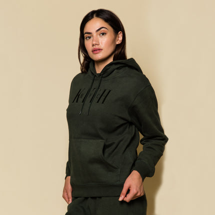 Kith Great Jones Williams Hoodie - Botanical Green