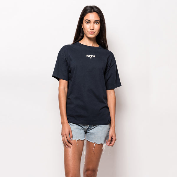Kith Self Love Oversize Tee -  Navy