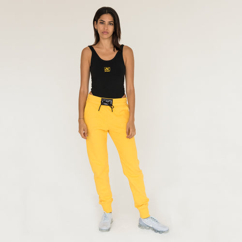 Kith Sport Shain Sweatpant - Yellow