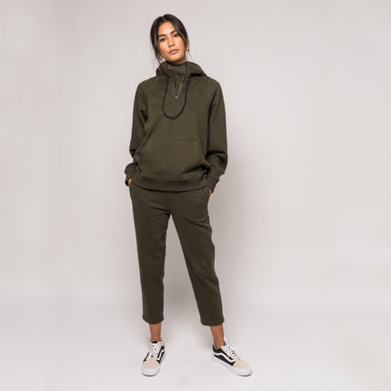 Kith Paloma Tailored Sweatpant - Olive