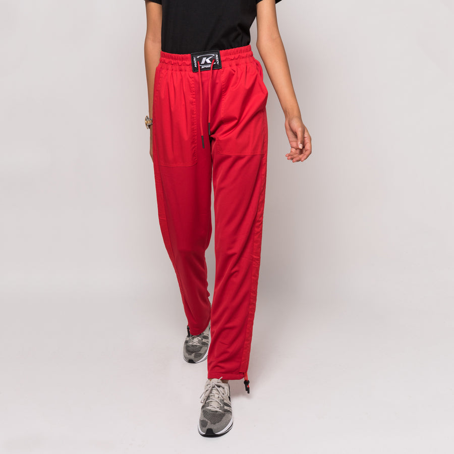 Kith Amelie Boxing Trackpant - Varsity Red