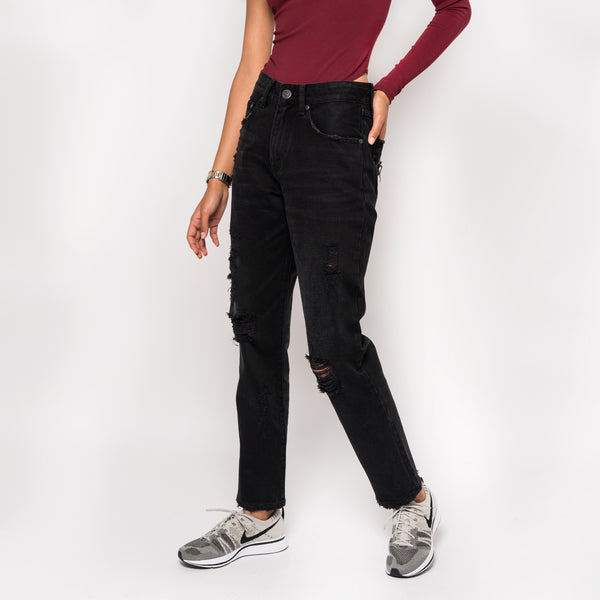 Kith Bella Jean - Washed Black