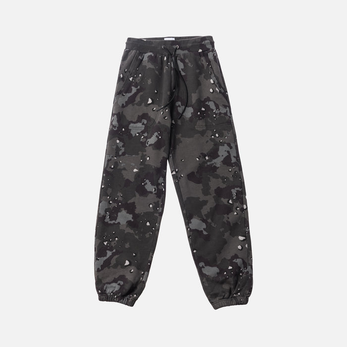Kith Women Andy Camo Sweatpant - Midnight Cookie Camo