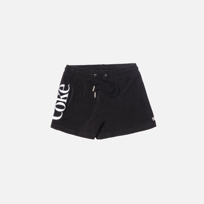 Kith Women x Coca-Cola Terry Short - Black