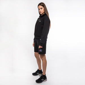Kith x Champion Kate Reverse Weave Basketball Short - Black