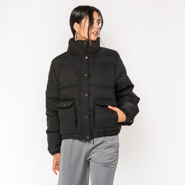 Kith Mara Puffer Coat - Black