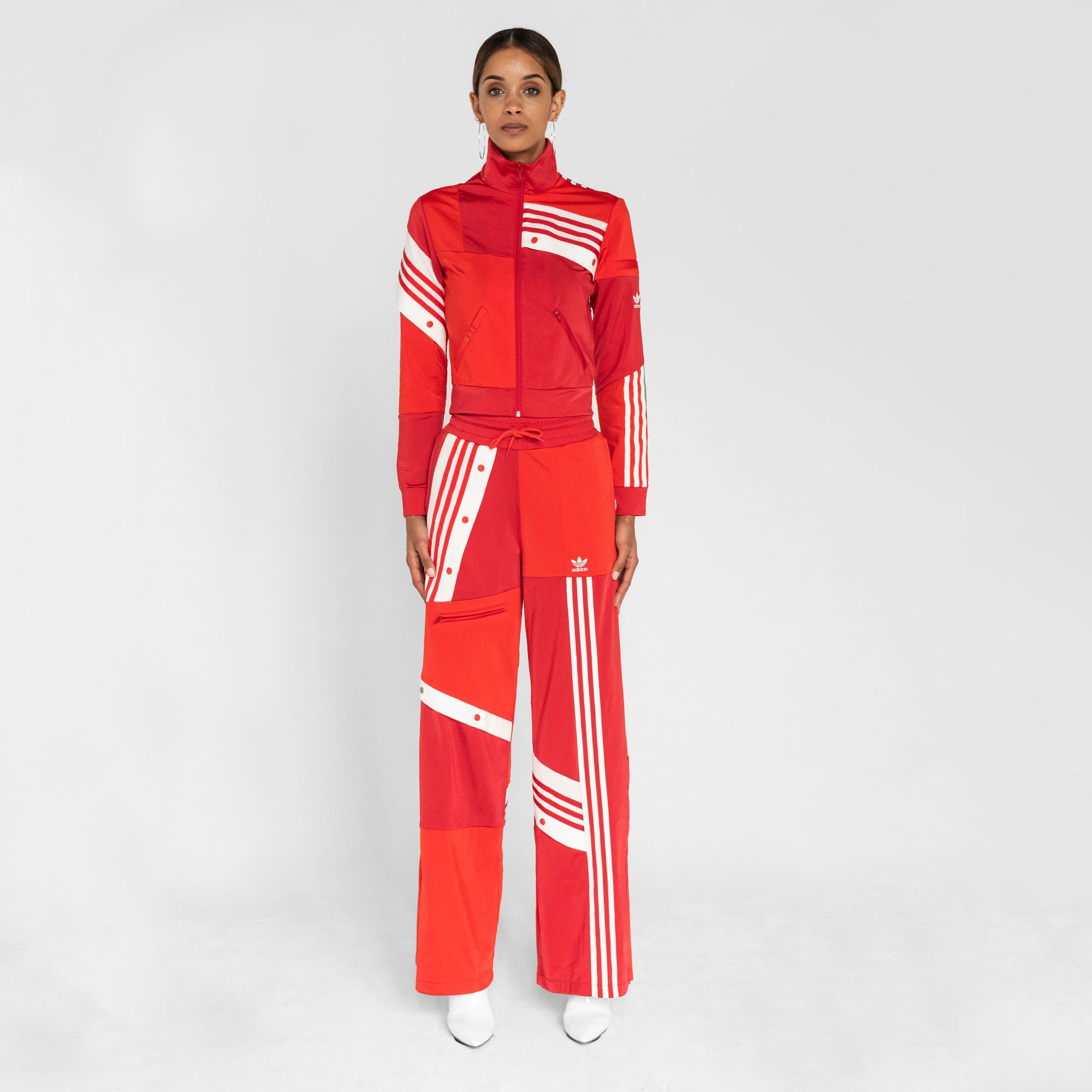 adidas by Daniëlle Cathari Tracksuit Pants - Red