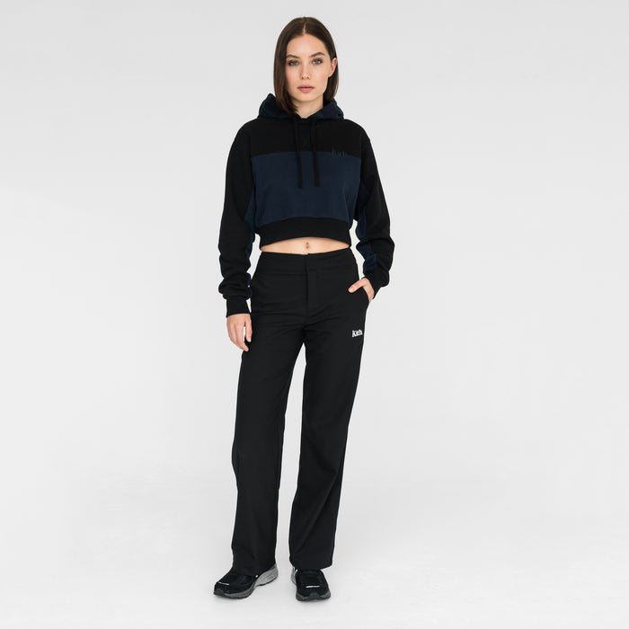 Kith Women Bailey Boot Cut Pant - Black