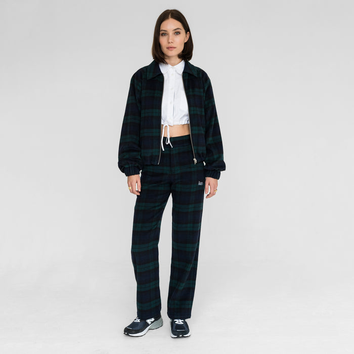 Kith Women Paulina Reversible Coaches Jacket - Black