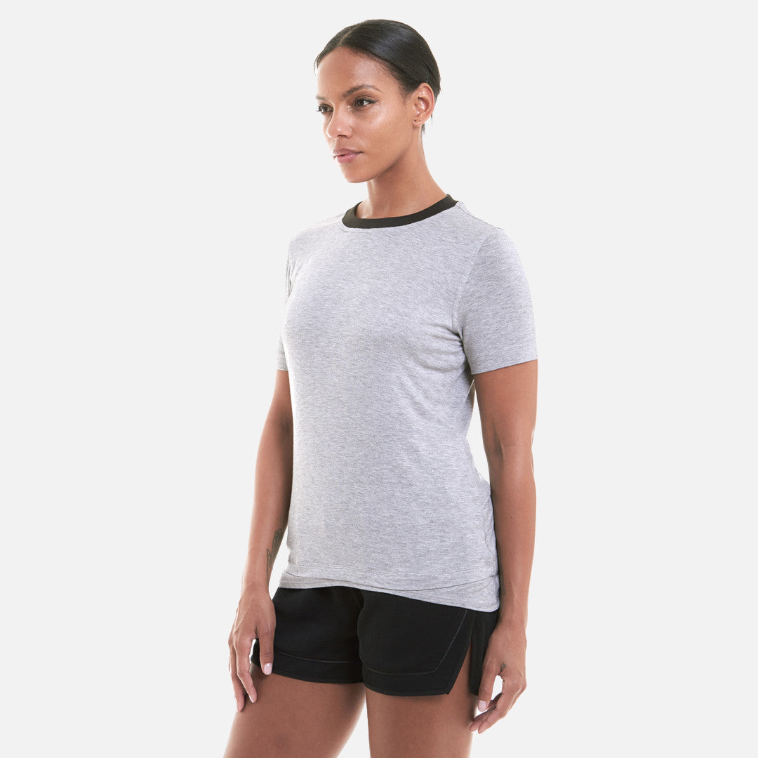 Kith Dylan Tee - Heather Grey