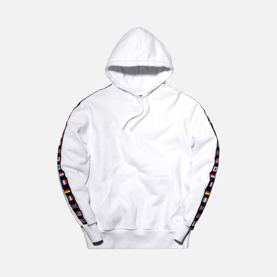 Kith World Fair Hoodie - White