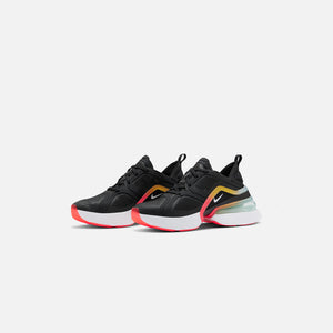 Nike WMNS Air Max 270 XX - Black / Bright Crimson / Saffron Quartz / White Image 2