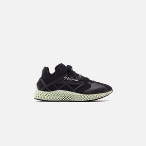 Y-3 Runner 4D - Black / White Image 1