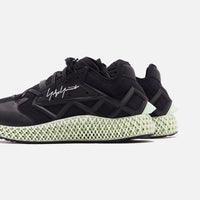 Y-3 Runner 4D - Black / White Thumbnail 1