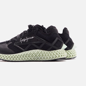 Y-3 Runner 4D - Black / White Image 5