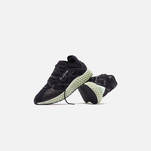 Y-3 Runner 4D - Black / White Image 2