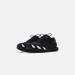 Y-3 Runner 4D - Black / Footwear White Image 3