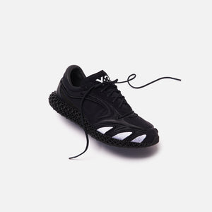 Y-3 Runner 4D - Black / Footwear White Image 2