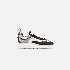 Y-3 Shiku Run - Black / Core White / Chalk White