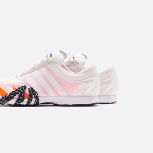 Y-3 Rehito - White / Orange / Black Image 4