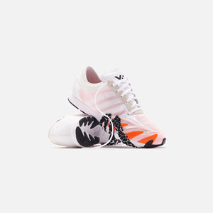 Y-3 Rehito - White / Orange / Black Image 2