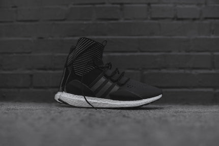 Y-3 Sport Approach Mid Top  - Black