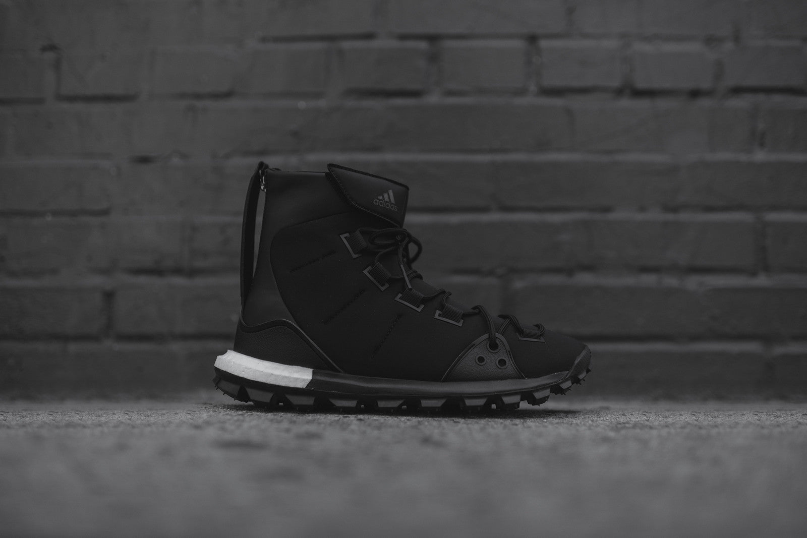 Y-3 Sport Trail X - Triple Black
