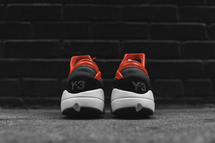 Y-3 Future Low - Charcoal / Black / Orange