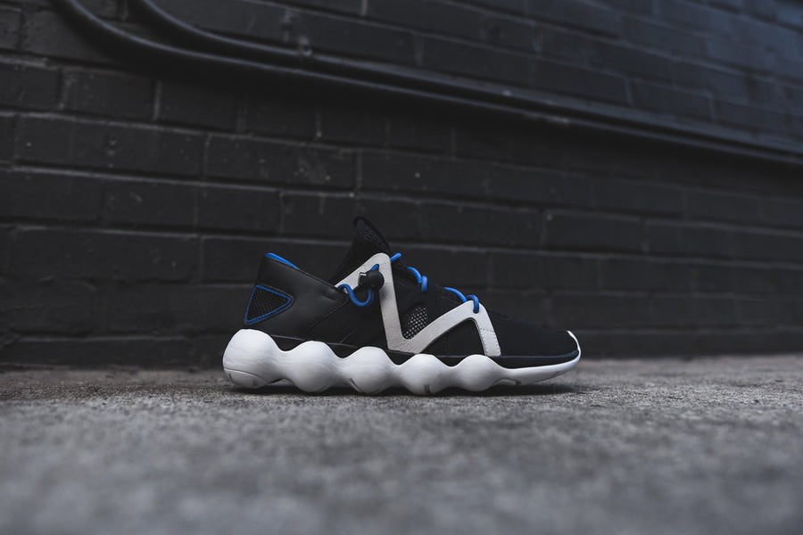 Y-3 Kyujo Low - Black / Electric Blue