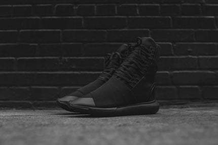 Y-3 Qasa Boot - Triple Black