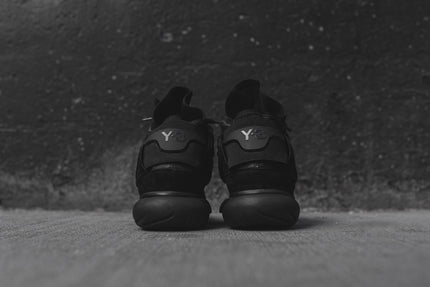 Y-3 Qasa Hi - Triple Black