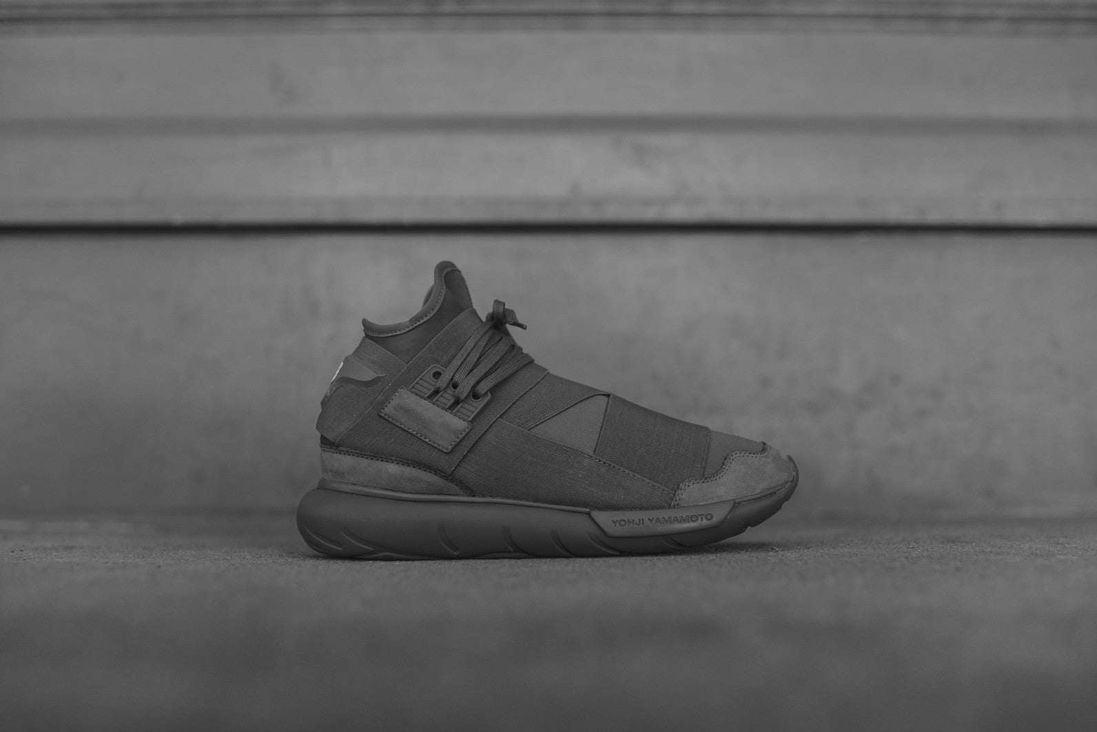 Y-3 Qasa High - Vista Grey