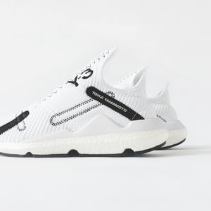 Y-3 Reberu - White / Core Black