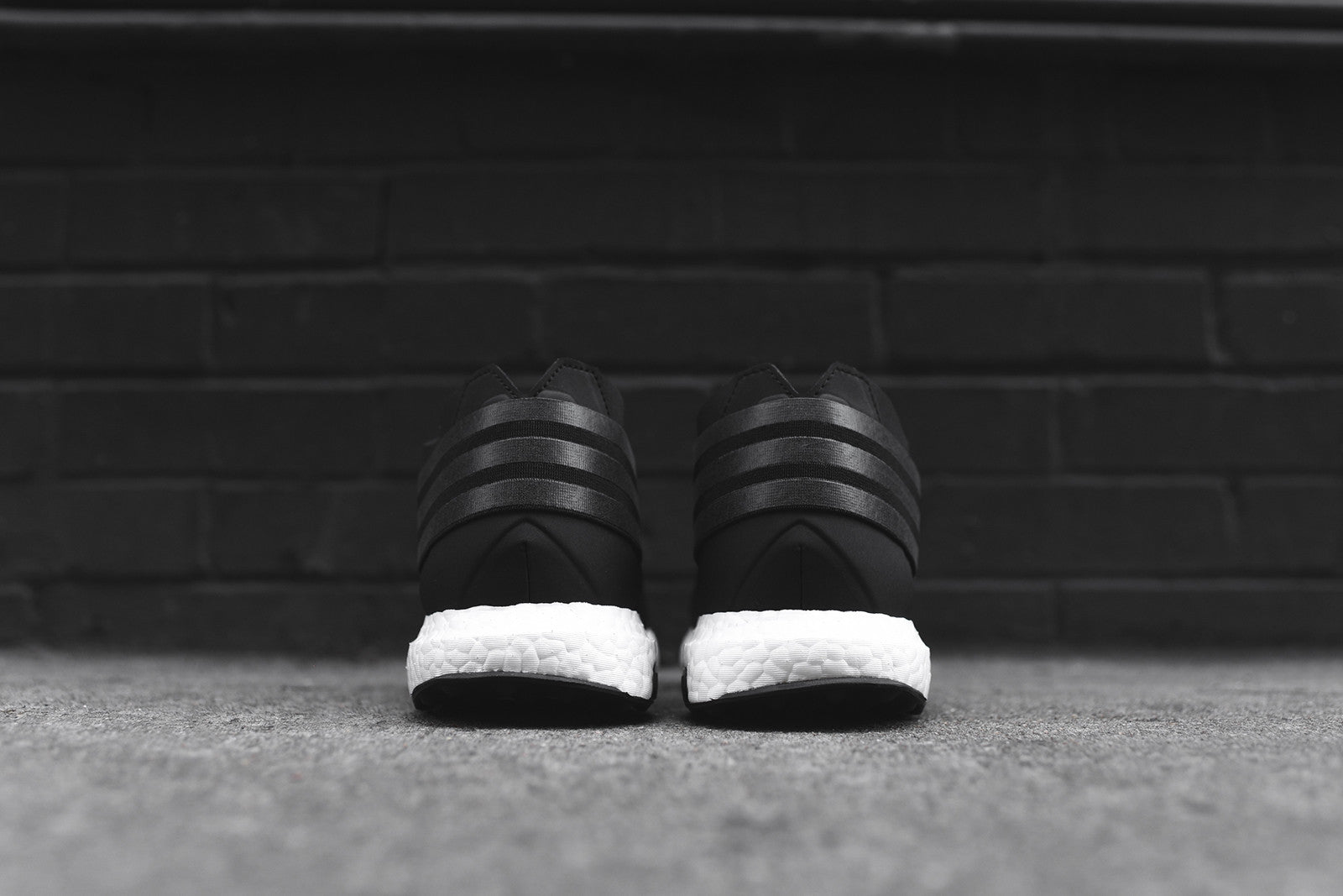 Y-3 X-Ray Zip Up Low - Black / White