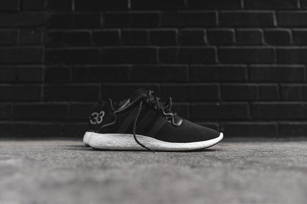 Y-3 Yohji Run - Black / White