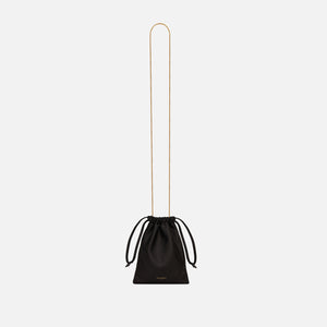 Saint Laurent Pouch Bag Smooth Leather - Black