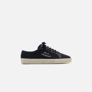 Saint Laurent Court Classic Sneaker SL/06 Signature - Black