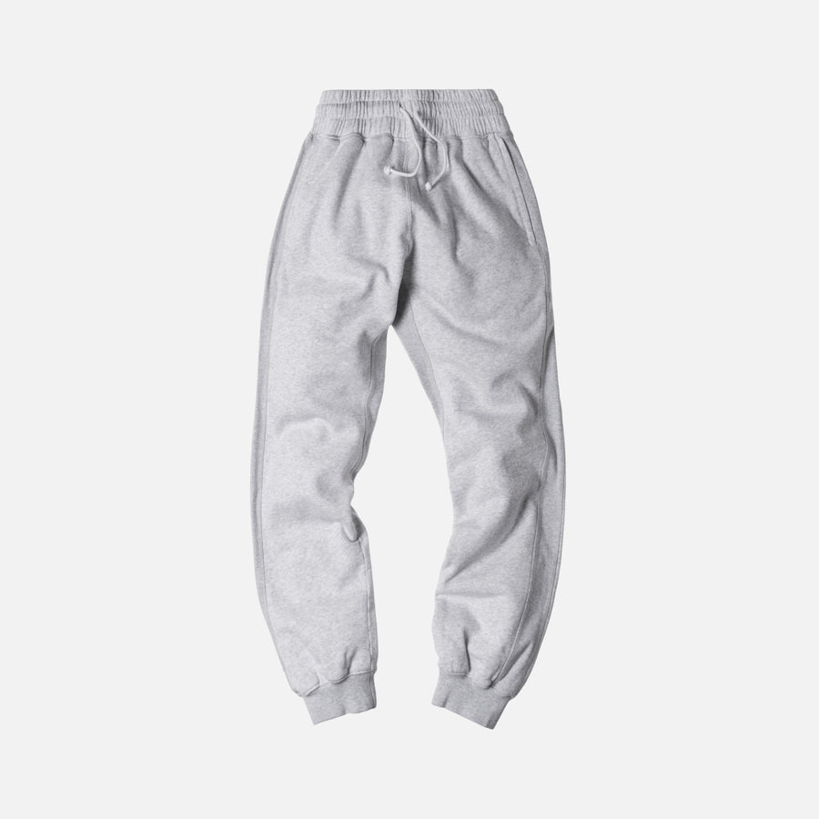 Yeezy Paneled Sweatpant - Melange Grey