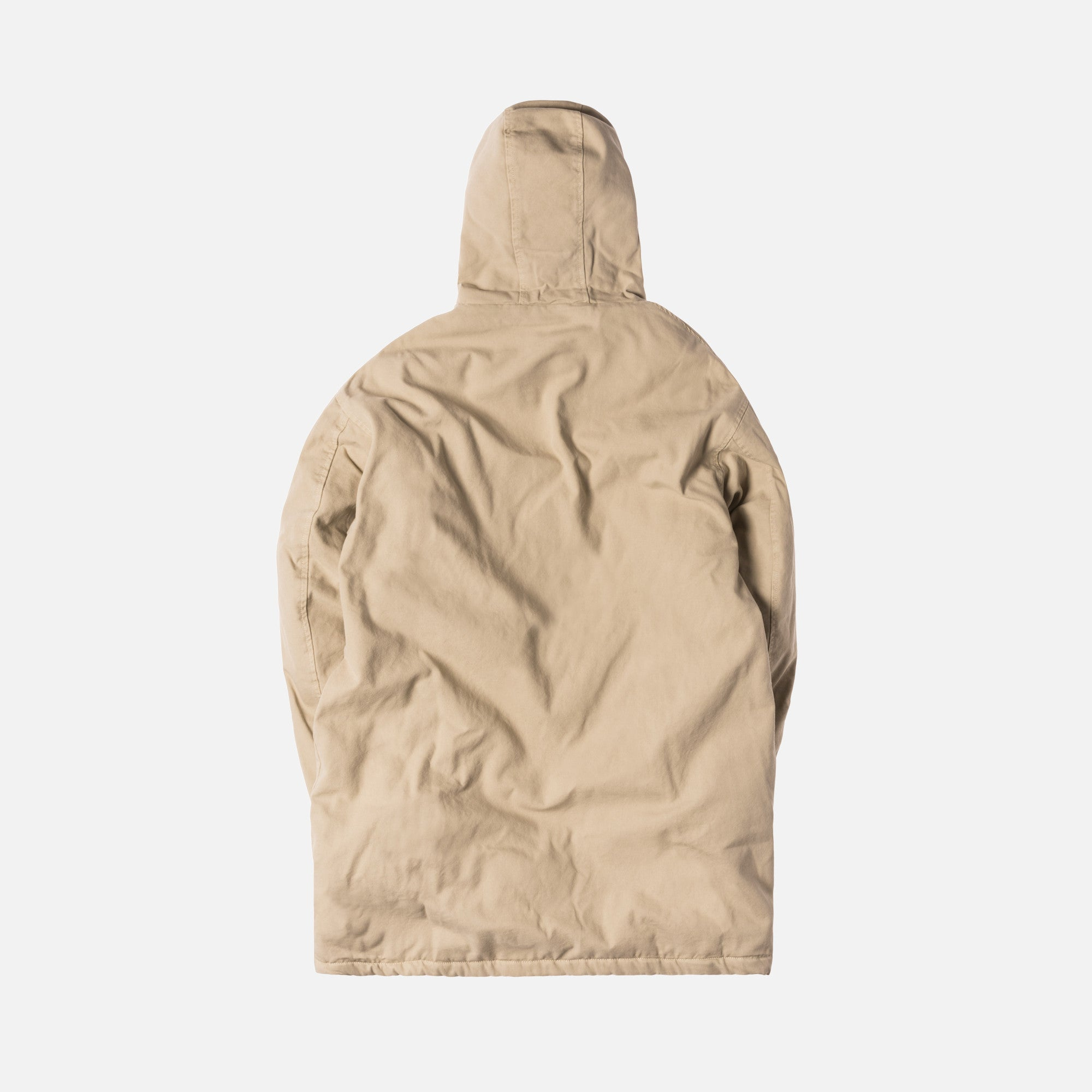 Yeezy Hooded Coach Jacket - Dune