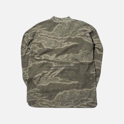 Yeezy Moto Long Sleeve - Green Camo