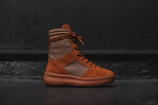 Yeezy WMNS Military Boot - Burnt Sienna