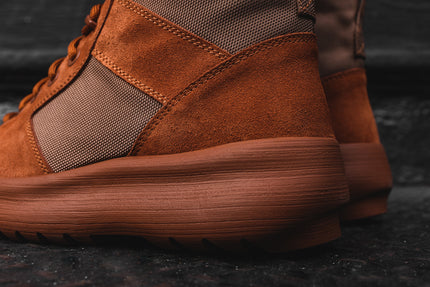 Yeezy Military Boot - Burnt Sienna